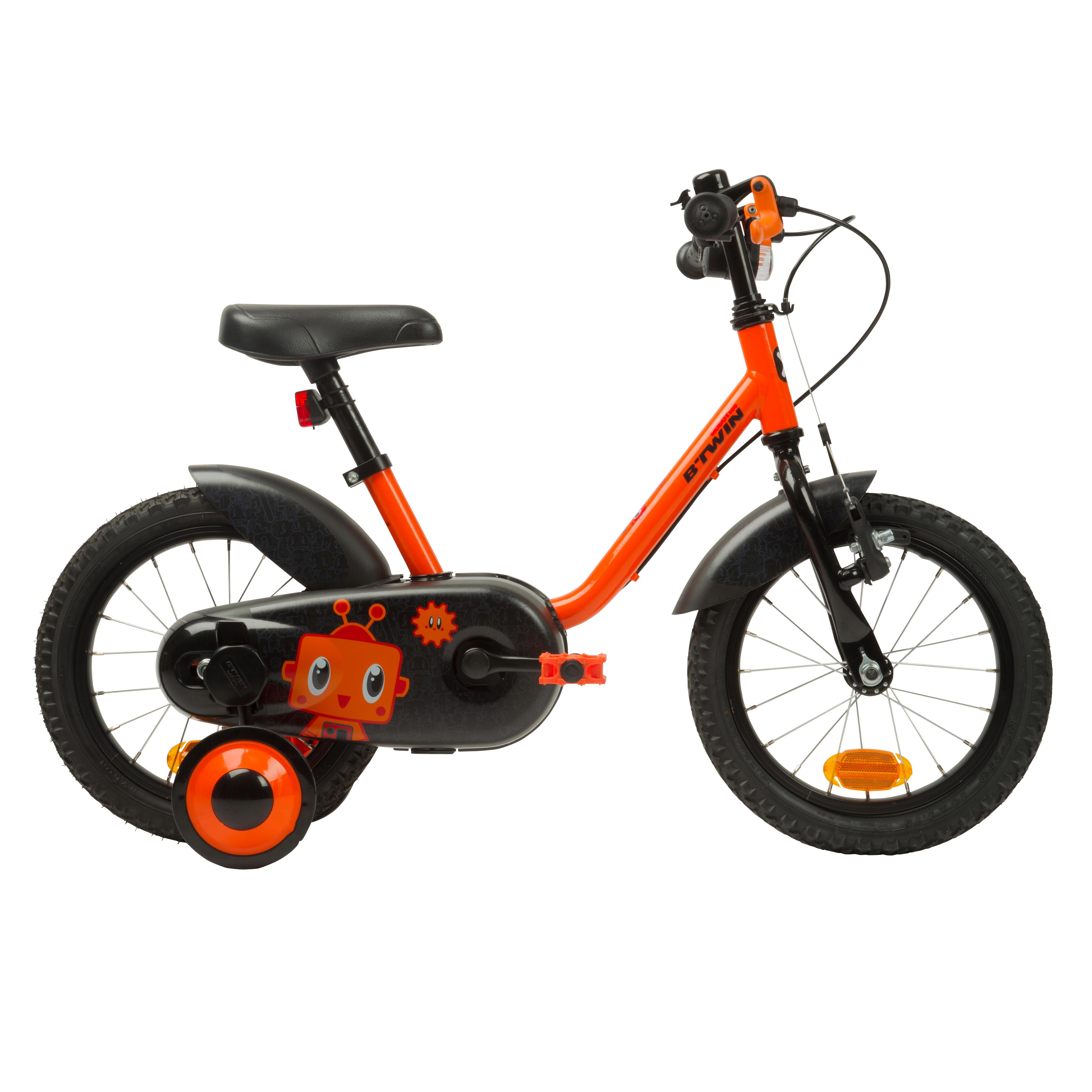 Bicicletă 14'' 500 Robot imagine