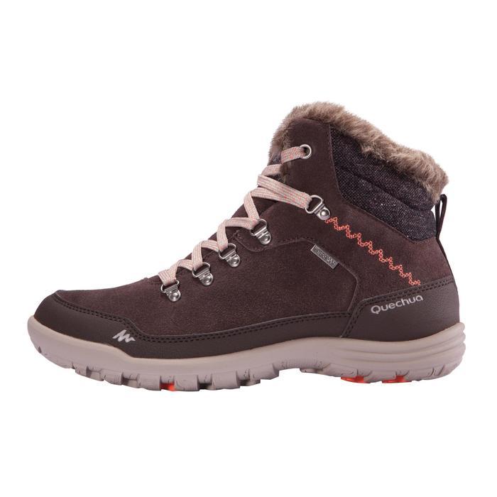 Chaussures de randonnée neige femme SH500 chaudes et imperméables - 1056252