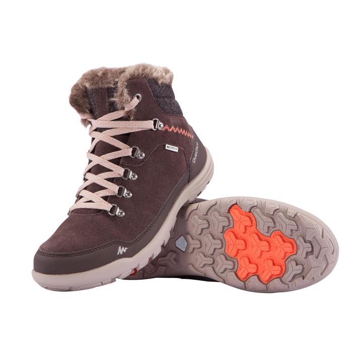 Chaussures de randonnée neige femme SH500 chaudes et imperméables - 1056253
