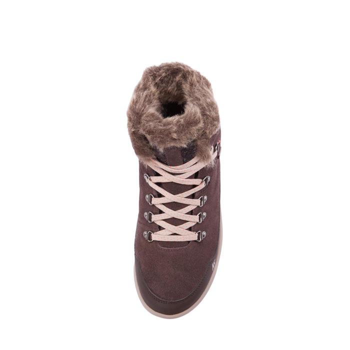 Chaussures de randonnée neige femme SH500 chaudes et imperméables - 1056254