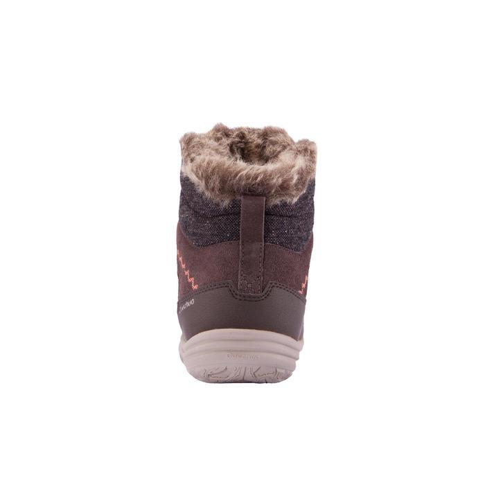 Chaussures de randonnée neige femme SH500 chaudes et imperméables - 1056255