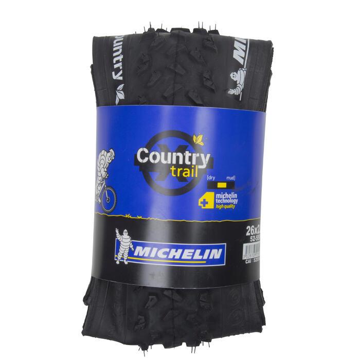 Neumático BTT Michelin Country Trail 26X20 varillas flexibles