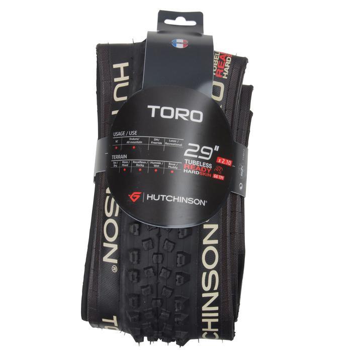 CUBIERTA MTB HUTCHINSON TORO 29x2,10 TUBELESS READY HARDSKIN / ETRTO 54-622