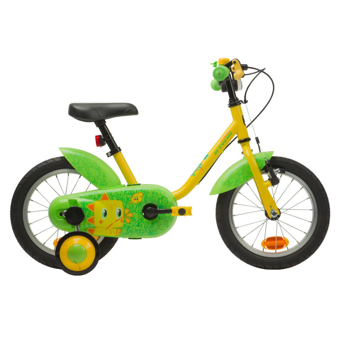 velo_14_pouces_vert_jaune