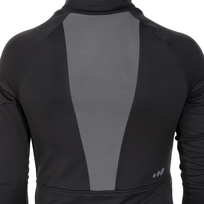 Skiunterhemd Funktionsshirt Freshwarm Kinder schwarz