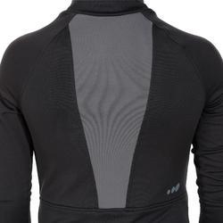 Thermoshirt voor skiën kinderen Freshwarm zwart