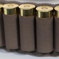 Patroongordel kaliber 12 camouflage bruin - 1056650