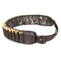 12-Gauge Cartridge Belt - Brown Camouflage