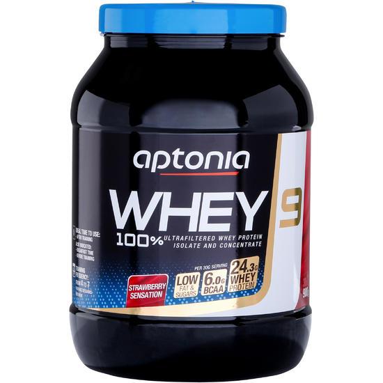 Eiwitten Whey 9 chocolade 900 g - 1056733