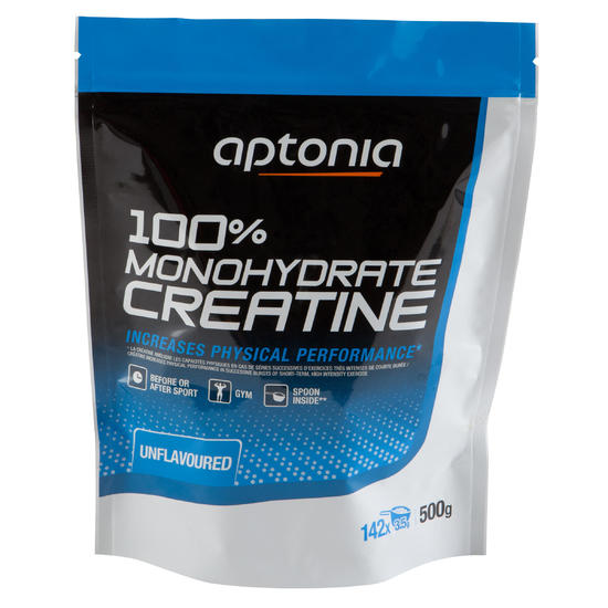 Creatine monohydraat neutraal 500 g - 1056748