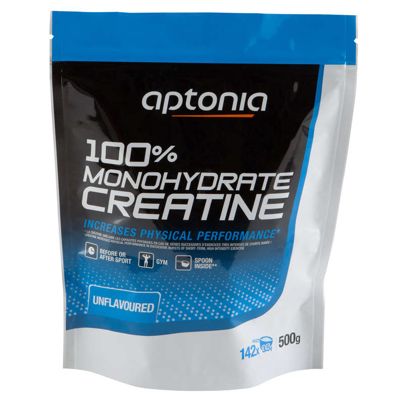PROTEINS AND SUPPLEMENTS Supplements - Creatine Monohydrate - 500 g DOMYOS - Nutrition and Body Care