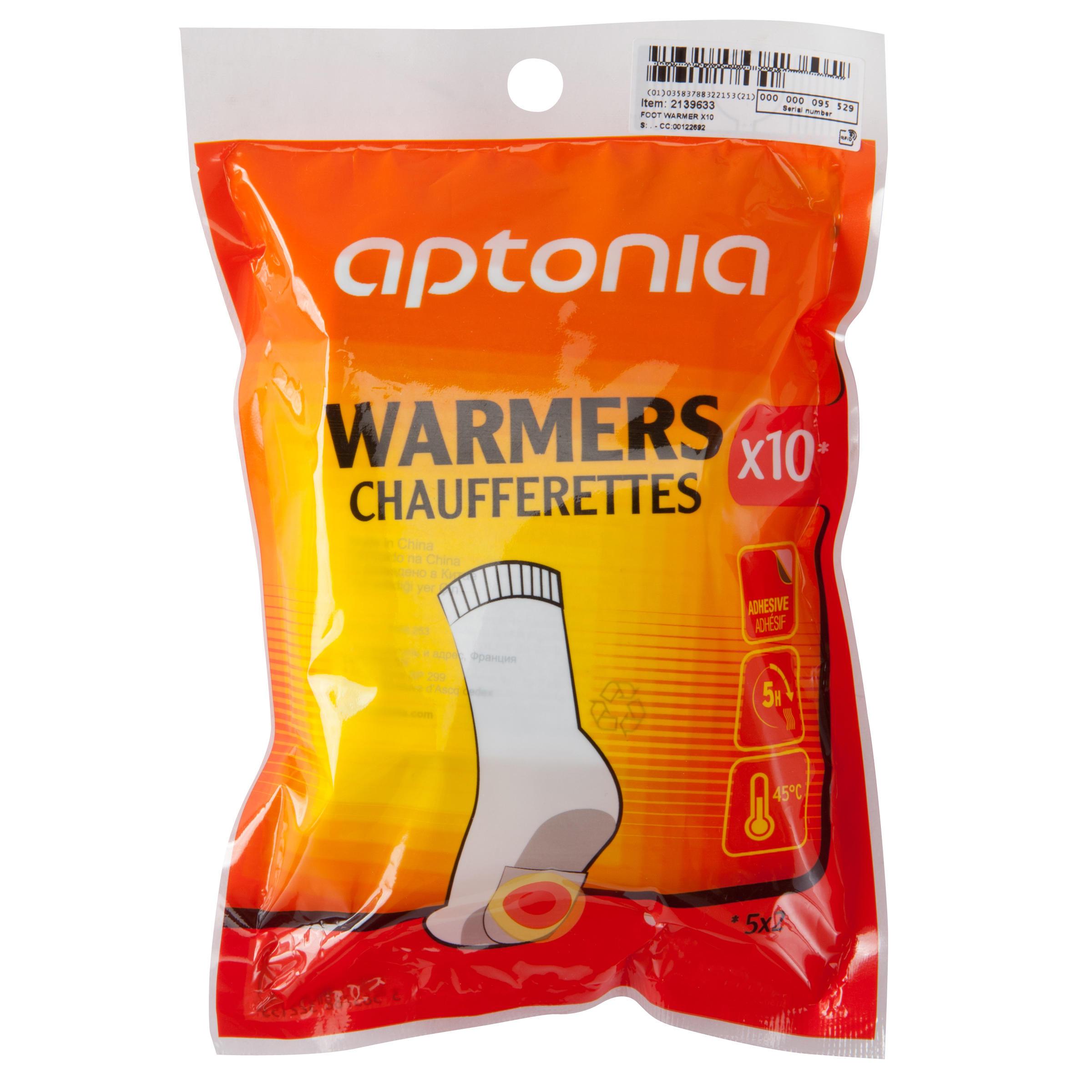 Aptonia Voetwarmers x10 thumbnail