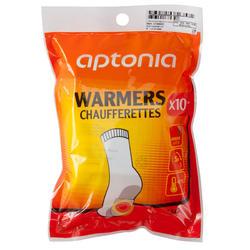 Feet Warmers x10