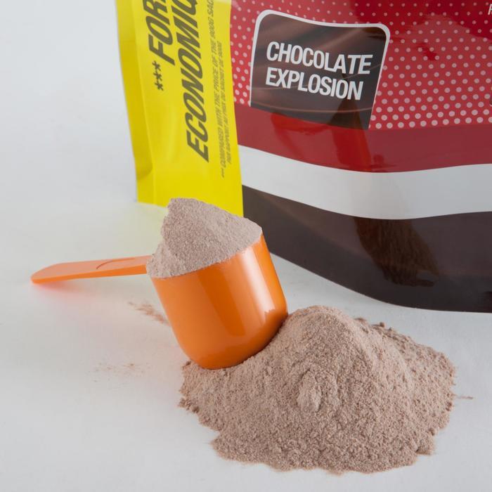 Proteinpulver Mass Gainer 3 Schoko 4,5 kg
