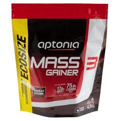 MASS GAINER 3 chocolate 4,5 kg