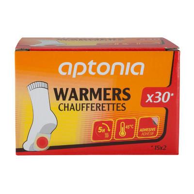 מחממי רגליים X 30