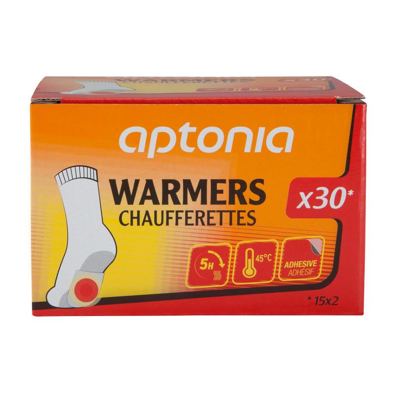 Feet Warmers x 30
