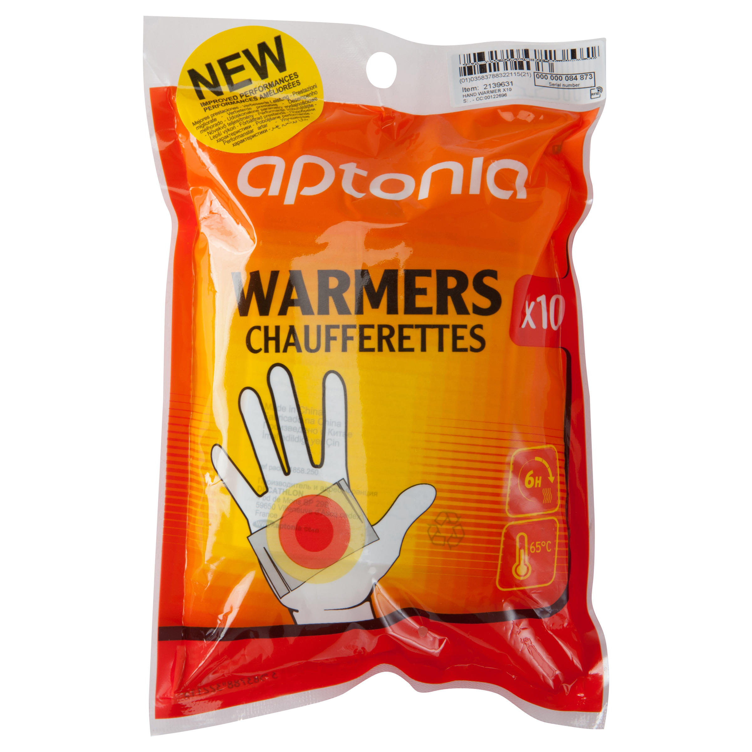 Aptonia Handwarmers X 10 thumbnail