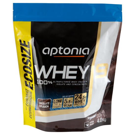 Eiwitten Whey 9 chocolade 4 kg - 1056779