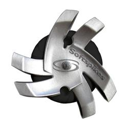 Spikes Silver Tornado voor golfschoenen x18