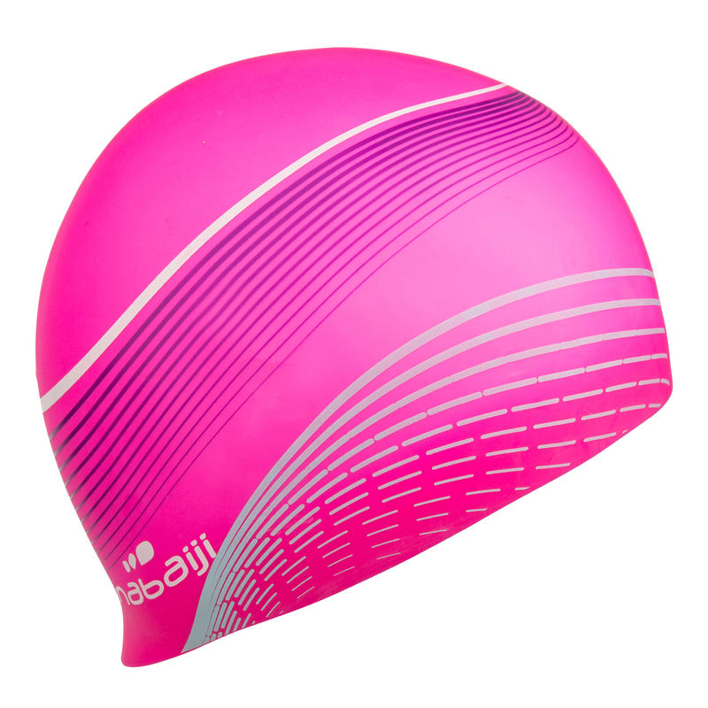 SILICONE SWIM CAP 500 PRINT - FILANT VOLUME