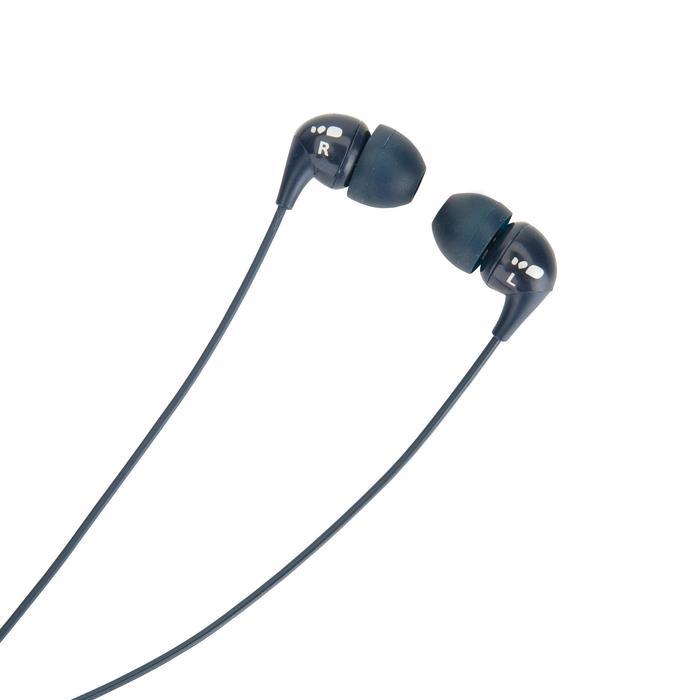 Kit écouteurs MP3 étanches Nabaiji bleu - 1057050
