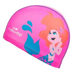 Silicone Print Mesh Swim Cap Size S - Mar *CN