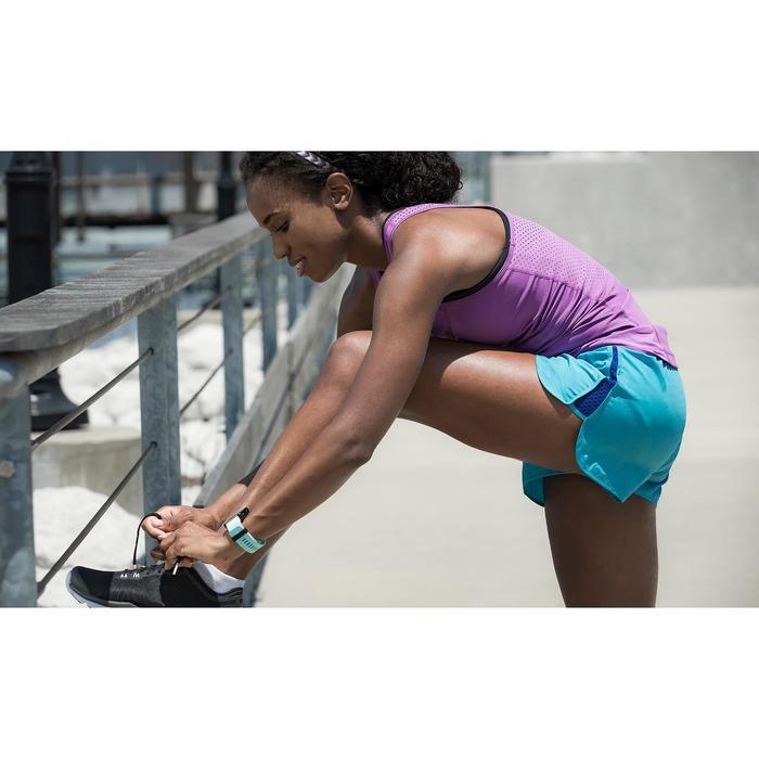 Montre GPS cardio poignet Garmin Forerunner 35 vert d'eau