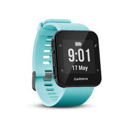 Reloj GPS Pulsómtro Muñeca Running Garmin Forerunner 35 Verde Agua