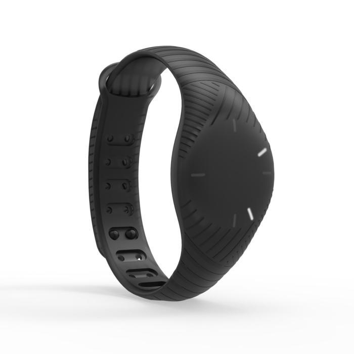 Bracelet connecté ONcoach 100 noir
