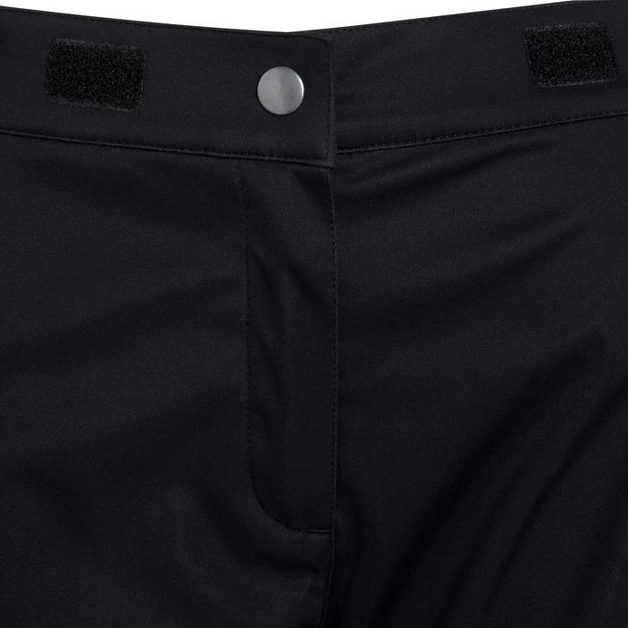Pantalon de ski de fond coupe vent femme - 1057259