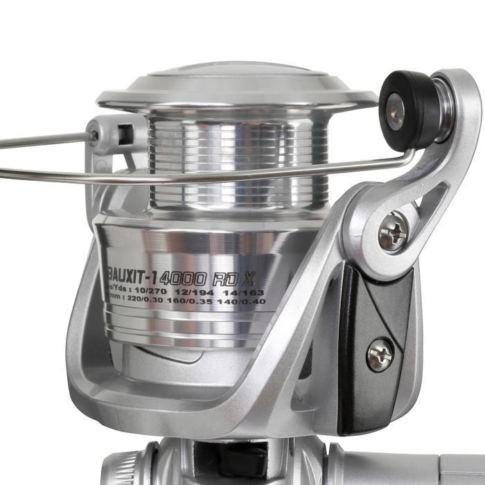 Hengelmolen voor statisch vissen Bauxit-1 4000 RD X