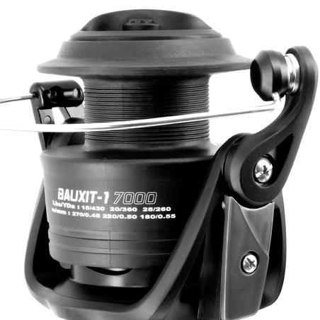 Ledgering Reel BAUXIT-1 7000