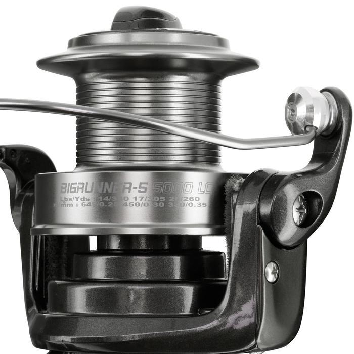 Freilaufrolle Bigrunner-5 5000 LC Karpfenangeln