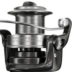 Longcast molen met vrijloop voor karpervissen Bigrunner-5 5000 LC