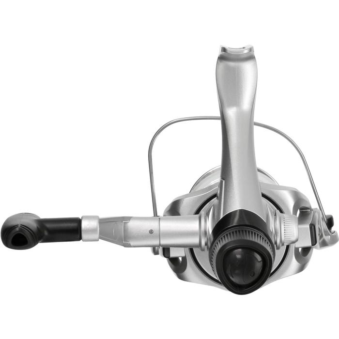 Stationärrolle Bauxit-1 4000 RD X Heckbremse