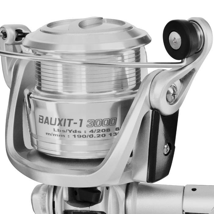 CARRETO para pesca à inglesa BAUXIT -1 3000 X