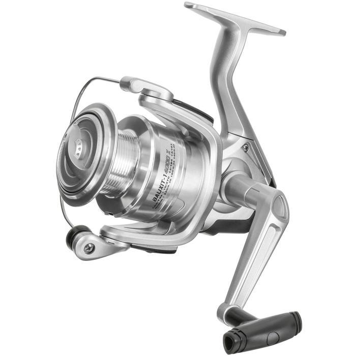 Angelrolle Bauxit -1 4000 X leicht Spinnfischen