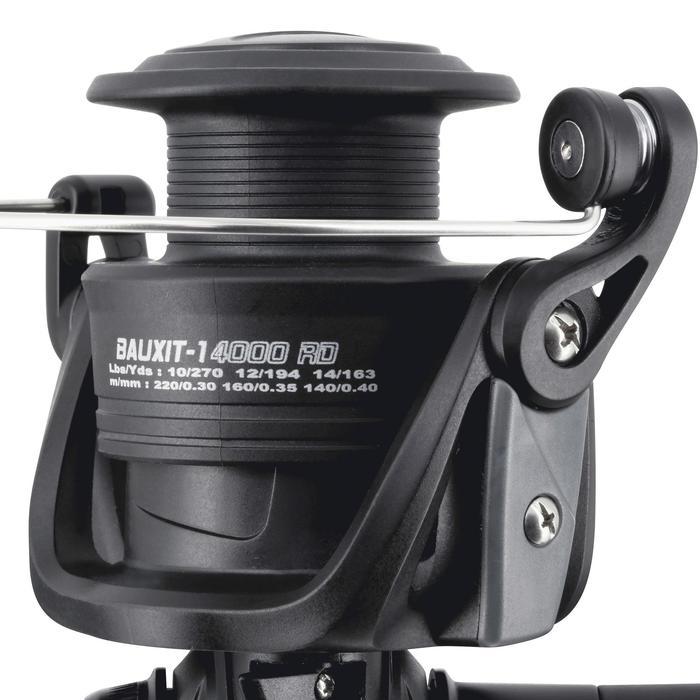 Moulinet light pêche au lancer BAUXIT 4000 RD