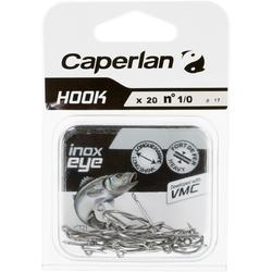 Anzuelo simple pesca en el mar HOOK INOX EYE