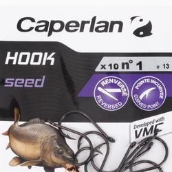 Anzuelo Pesca Carpa Hook Seed