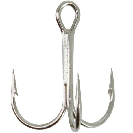 treble hook nickel treble fishing hook caperlan