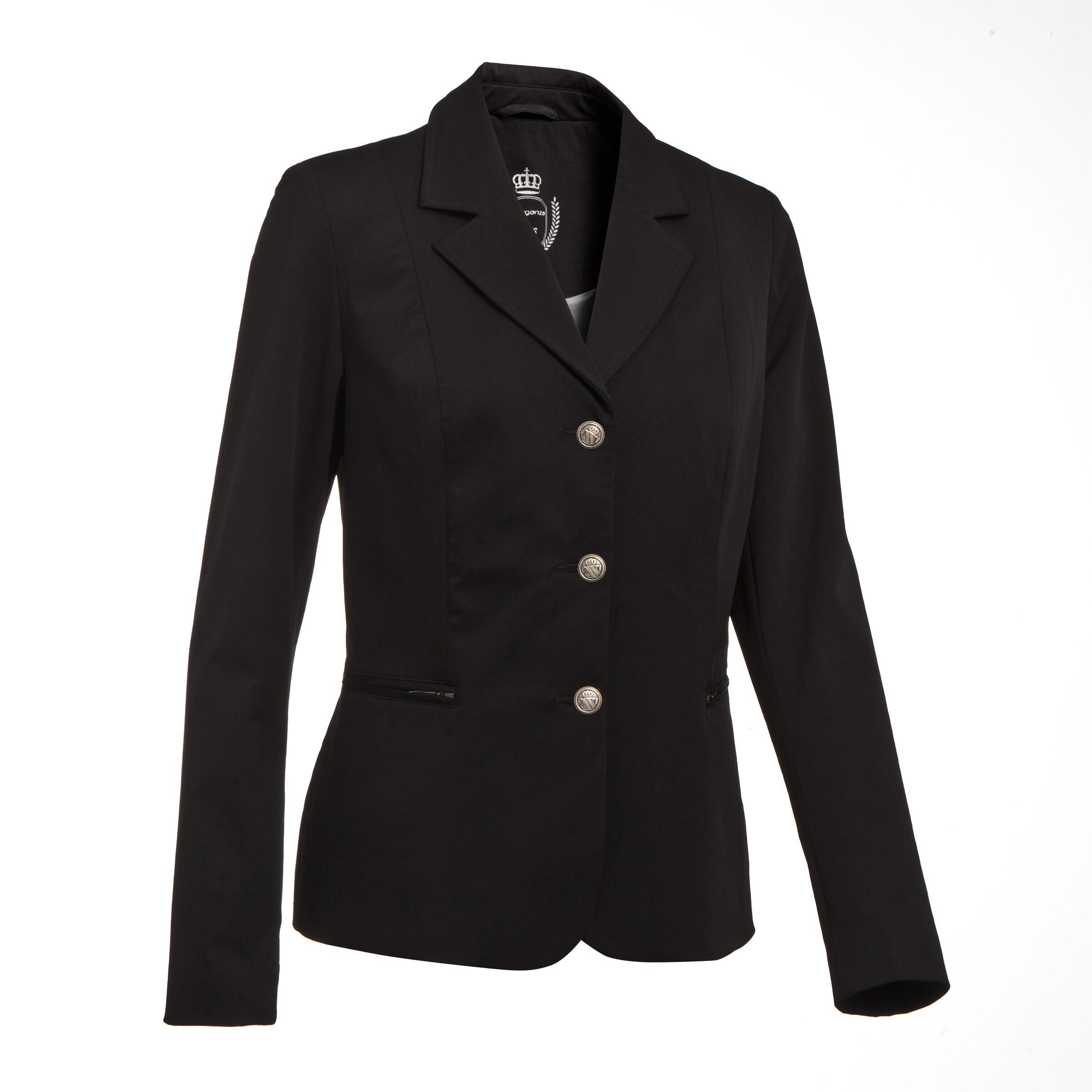 Veste de concours équitation femme COMP 5