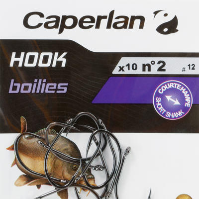 CARP FISHING BOILIE HOOK