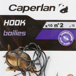 Haak voor karpervissen Hook Boilies