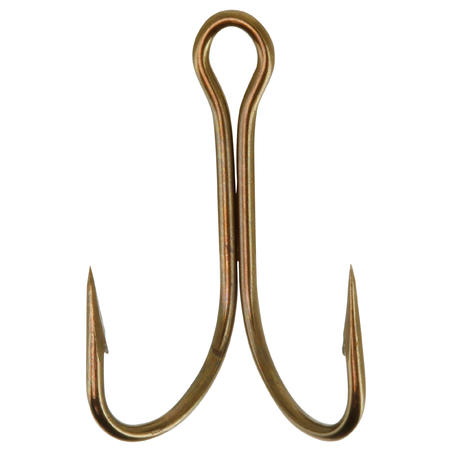 DOUBLE FISHING HOOK