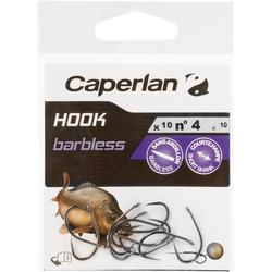 Angelhaken Hook Barbless Karpfenangeln