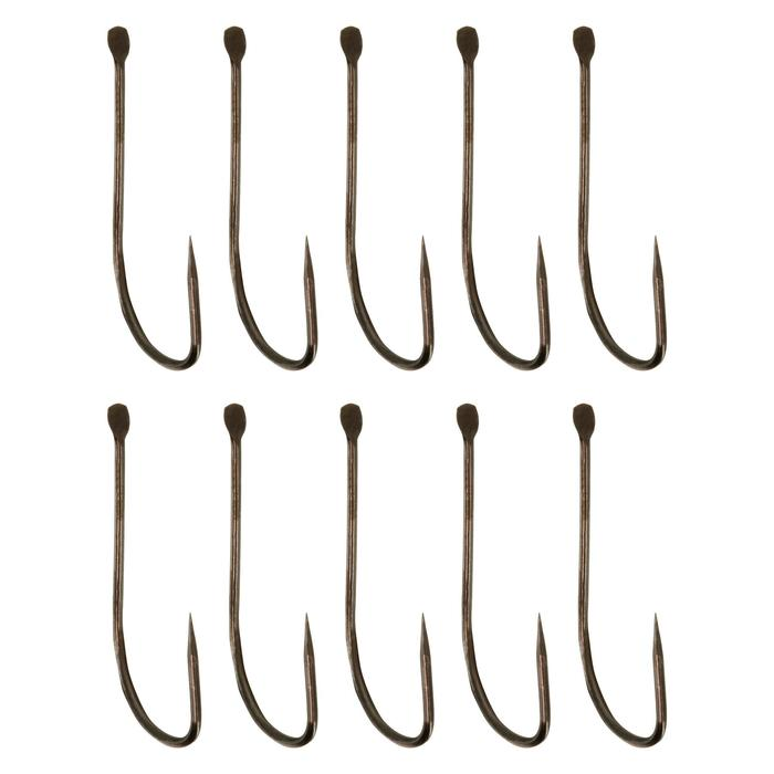 HAMEÇON SIMPLE PÊCHE HOOK THIN BLACK - 1058104