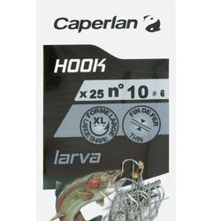 Einfachhaken Hook Special Larvenhaken