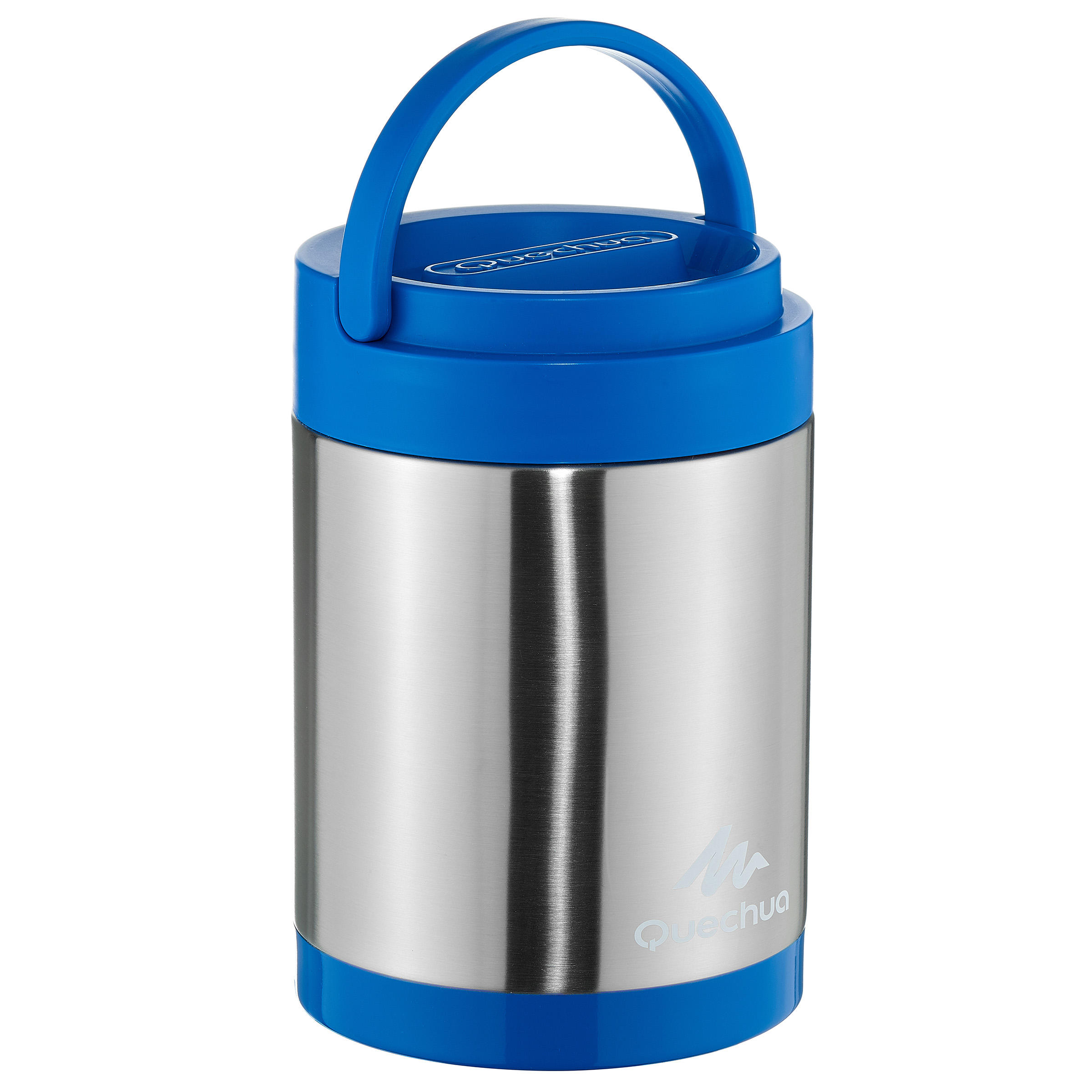 Stainless steel isothermal food box (with 2 food compartments) 2 L